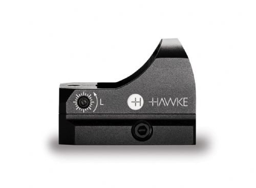 Hawke Micro Reflex Red Dot Sight Ultra Compact Weaver Base 3 MOA 12135